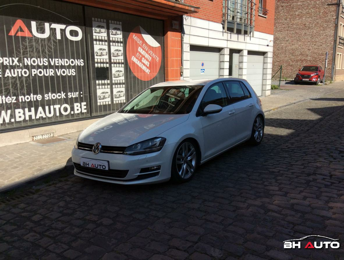 Volkswagen Golf 7 2.0 TDI 150 HIGHLINE