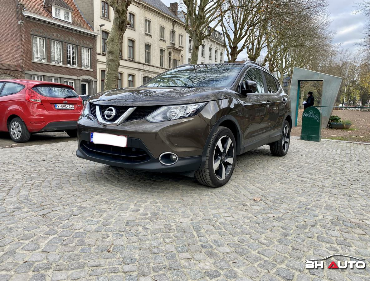 Nissan Qashqai 1.5dCi 2WD Connect Edition